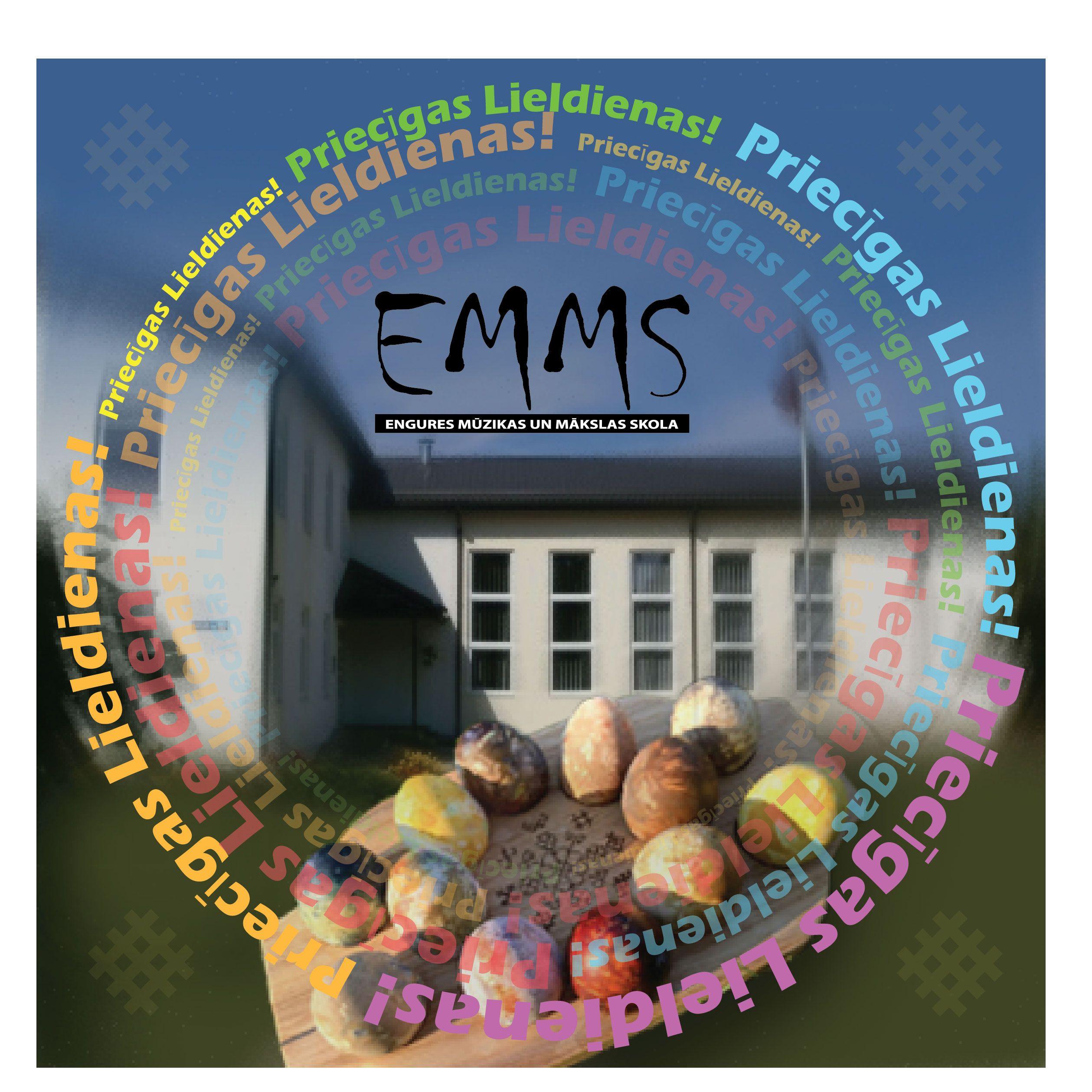 EMMS-Lieldienas